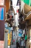 Allée de Tokyo Image stock