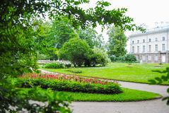 Allée de Tsarskoye Selo Images libres de droits
