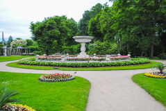 Allée de Tsarskoye Selo Photo stock