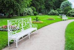 Allée de Tsarskoye Selo Photos stock