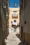 allée Delle Fonti d'Acquaviva La Puglia l'Italie Photos stock