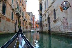 Allées de Venise Image libre de droits