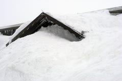 all över snow arkivfoton