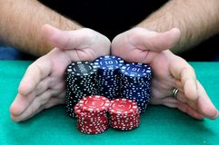 All in! Stock Images