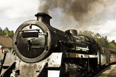 All aboard Royalty Free Stock Photos