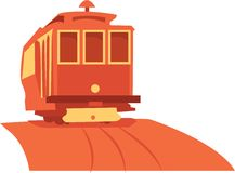 All Aboard! Royalty Free Stock Photography