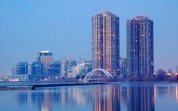All'alba - Toronto Fotografia Stock Libera da Diritti