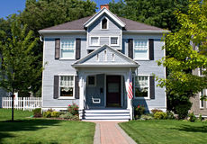 All American Home Stock Photos