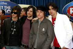 The All-American Rejects Stock Images