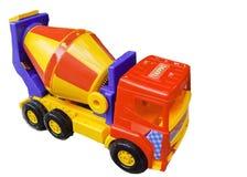 All'aperto del camion dell'automobile del giocattolo dei bambini bello grande immagini stock