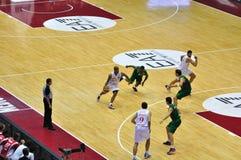 All'attacco de L0olimpia Milan Photos stock