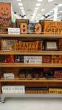 All'autunno, vendite del deposito e di autunno fotografia stock