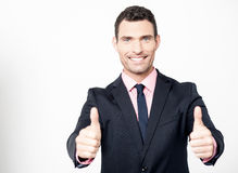 All the best for your business! Stock Images