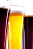 All colors of beer Royalty Free Stock Image