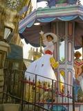 all disneyland uttryckt stjärna Royaltyfria Bilder