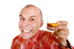 All drunk Royalty Free Stock Images