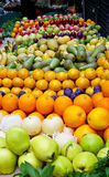 All fruits Royalty Free Stock Photography