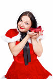 All gifts for Christmas isolated Royalty Free Stock Image