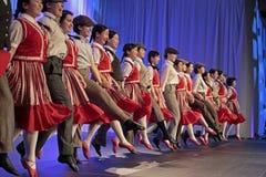 All Girls Together. Event: Honolulu Festival, 22.III.17 Location: Honolulu, island of O`ahu, Hawai`i Subject: The Japanese School of Music for girls includes stock image