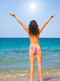 All hail this Summer!!! Royalty Free Stock Photo