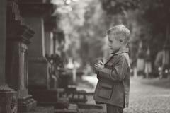 All helgon`-dag Minne av dödaen royaltyfria bilder