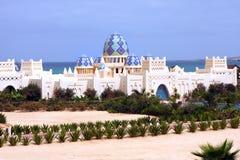 All inclusive resort Stock Image