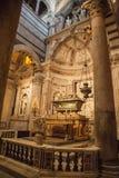All'interno della cattedrale di Pisa Immagine Stock