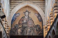 All'interno della cattedrale di Pisa Fotografia Stock Libera da Diritti