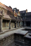 All'interno di Ankor Wat Immagine Stock Libera da Diritti