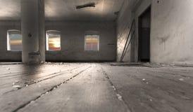 All'interno di - fuori Fotografia Stock Libera da Diritti