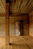 All'interno di vecchia casa Fotografia Stock Libera da Diritti