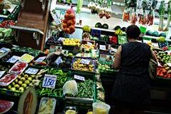All'interno mercato 19 Fotografia Stock