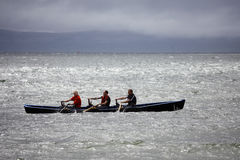 All Ireland Currach Racing Royalty Free Stock Image