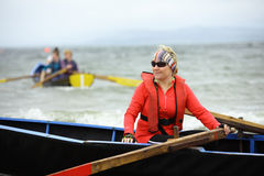 All Ireland Currach Racing Stock Photos