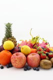 All kinds of fruit Royalty Free Stock Images