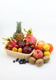 All kinds of fruit Royalty Free Stock Photography