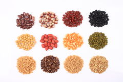 All kinds of grain Royalty Free Stock Photography