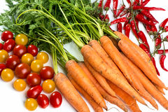 All kinds of vegetables Stock Photo