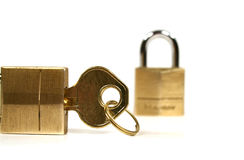 All Locked Up Stock Photography