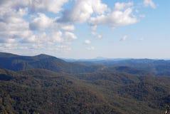 Mountainous area. Royalty Free Stock Images