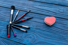 All for make-up Stock Photography