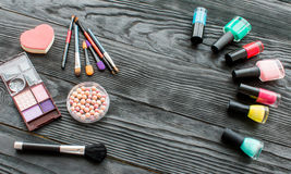 All for make-up Stock Image