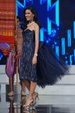 All Nations泰国2017年,最后的回合小姐 库存图片