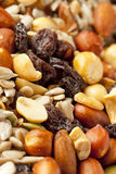 All Natural Homemade Trail Mix Royalty Free Stock Image