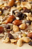 All Natural Homemade Trail Mix Stock Photos