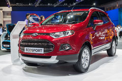 All New Ford EcoSport Royalty Free Stock Photo