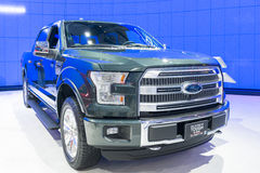 All New 2015 Ford F-150 Stock Images