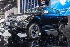 All new Mitsubishi Triton on display Stock Image