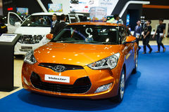 All new Veloster  from hyundai Royalty Free Stock Photo