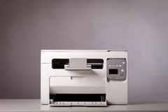 All-in-one. Printer, scanner, copier Stock Image
